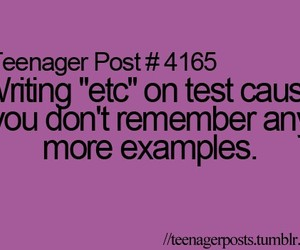 etc, teenager post, and funny image