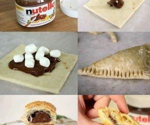 nutella, food, and diy image