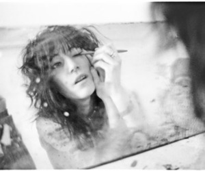 makeup and Patti Smith image