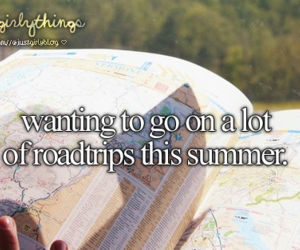 summer, travel, and just girly things image