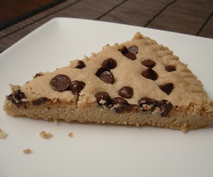food, pie, and cookie image