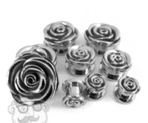 flower, gauges, and Plugs image
