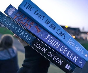 book, john green, and paper towns image