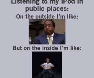 music, funny, and lol image