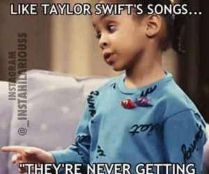 Taylor Swift, funny, and hoe image