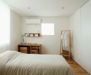 bedroom and pale image