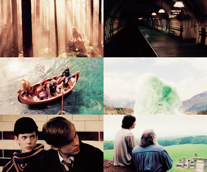 narnia, prince caspian, and pevensie brothers image