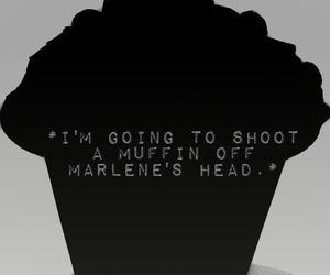 6, marlene, and Shailene Woodley image
