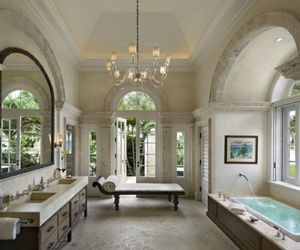 beautiful, Houses, and luxurious bathrooms image