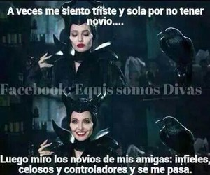 maleficent, boyfriend, and funny image