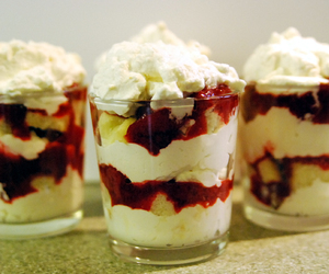 dessert, food, and meal image