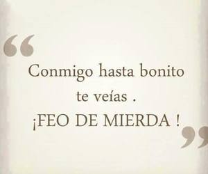 feo and frases image
