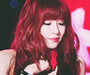 snsd, tiffany hwang, and korean image