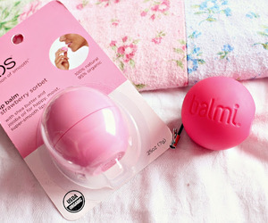eos, girly, and lips image