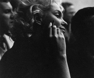 girl, marilyn, and pretty image