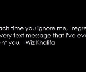 quote, text, and wiz khalifa image