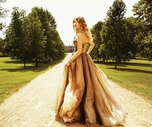 Taylor Swift, enchanted, and dress image