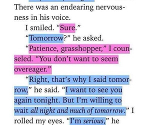 funny, john green, and the fault in our stars image