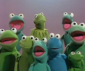 kermit, muppets, and cute image