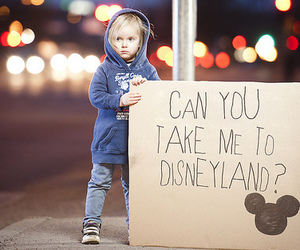 disneyland, disney, and kids image