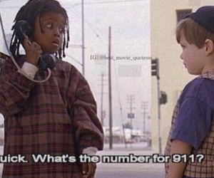 funny, 911, and kids image