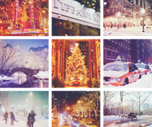 car, nature, and snowflake image