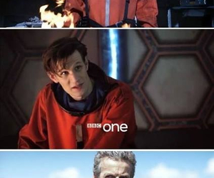 doctor who, eleven, and ten image