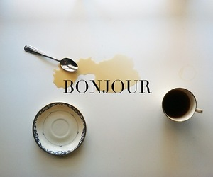 hello, coffee, and morning image