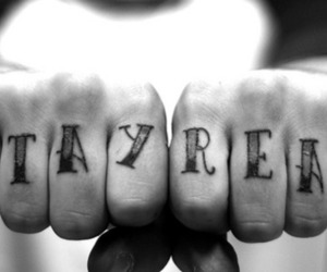 tattoo, photography, and black and white image