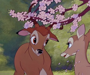 bambi and disney image
