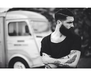 beard and Tattoos image