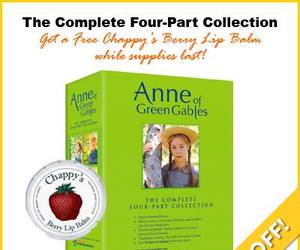 anne of green gables, can lit, and lm montogomery image