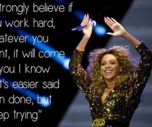 beyoncé and quotes image