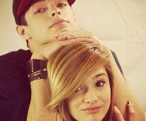 couple, love, and chachi gonzales image