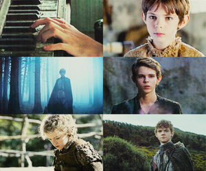 newt, once upon a time, and game of thrones image
