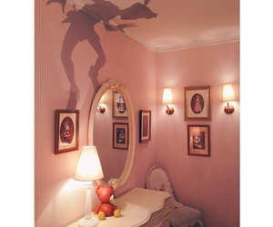 peter pan, disney, and room image