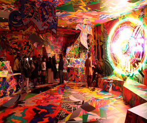 colors and room image