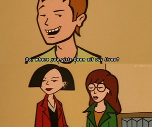 Daria, quotes, and funny image