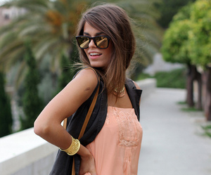 style, sonnenbrille, and fashion image
