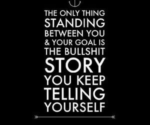 quotes, story, and goals image