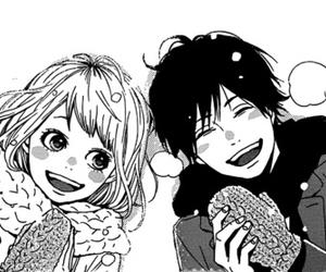 manga, orange, and anime image