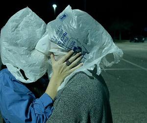bag, society, and kiss image