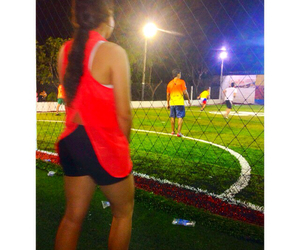amor, forever, and futbol image