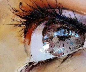lacrime occhio image