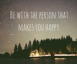 love, happy, and person image