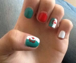 Algeria and nail image