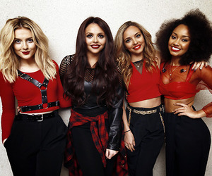 little mix, black, and jade image