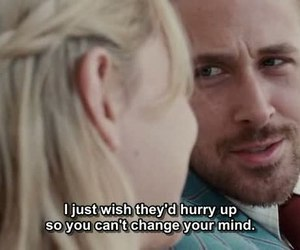marriage, blue valentine, and love image