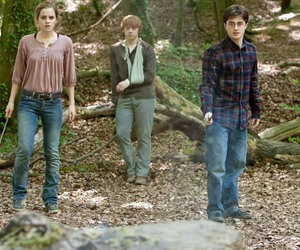 harry potter, emma watson, and hermione granger image