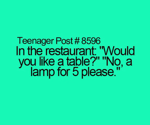 funny, lamp, and questions image